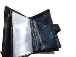 Стильное кожаное портмоне Petek 1-3104 Black_3