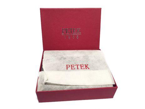 Портмоне кожаное мужское Petek 1-3104 Black