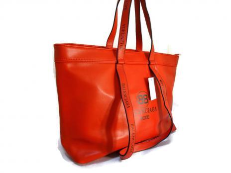 Сумка женская Balenciaga (Баленсиага) Red