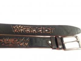 Кожаный Ремень Wrangler_1