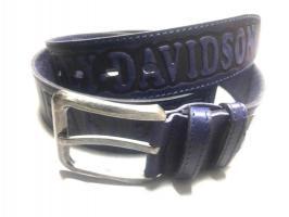 Кожаный ремень Harley Davidson_3