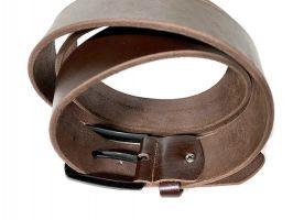 Ремень кожаный Tommy Hilfiger brown_3