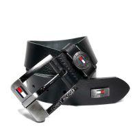 Кожаный ремень Tommy Hilfiger black