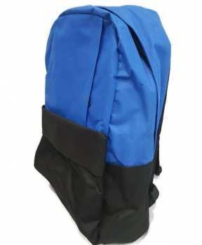 Рюкзак классический синий