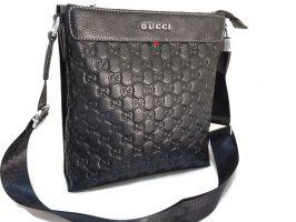 Сумка кожаная Gucci_0