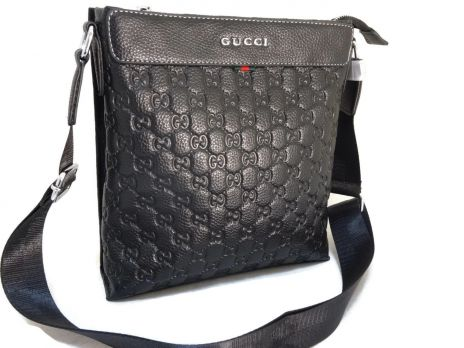 Сумка кожаная Gucci