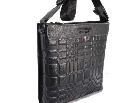 Кожаная сумка-планшет Burberry