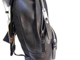 Рюкзак кожаный BURBERRY (Бёрберри)_3