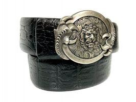 Ремень кожаный RMG-40852 black_1