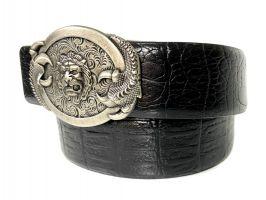 Ремень кожаный RMG-40852 black_2