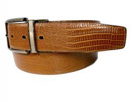 Ремень кожаный двусторонний Алон Z-401124_2