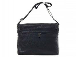 Кожаная мужская сумка А4 0982-4 black_2