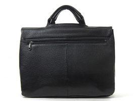 Сумка-портфель кожаная мужская 9929-3 black_2