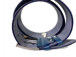 Ремень кожаный Blue 1044_3