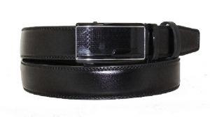 Ремень кожаный Алон HD-850116 black
