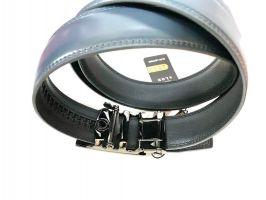 Ремень кожаный Alon T-85758 автомат_3