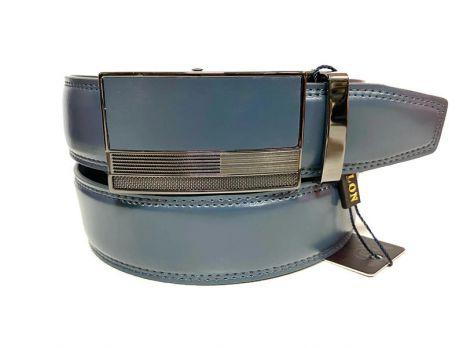 Ремень кожаный Alon T-85758 автомат