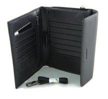 Клатч мужской кожаный Hassion H-092B Black_2