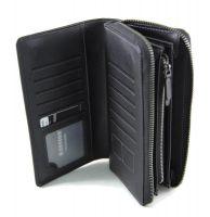 Клатч мужской кожаный Hassion H-089B Black_2
