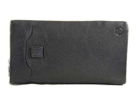 Клатч из кожи Philipp Plein 2215-A Black