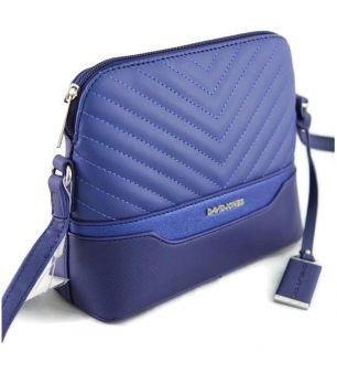 Сумка женская Дэвид Джонс 6220-1 Blue