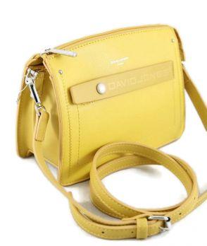 Сумка женская David Jones 6247-1 Yellow