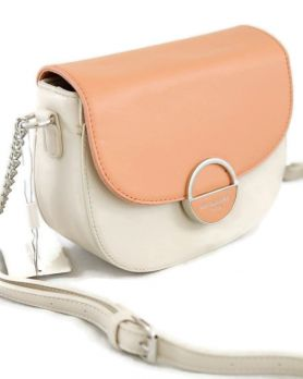 Женская сумка через плечо David Jones 6233-1 Coral
