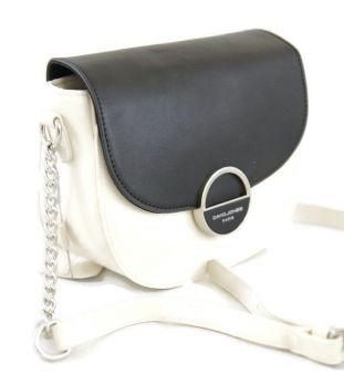 Женская сумка через плечо David Jones 6233-1 Black