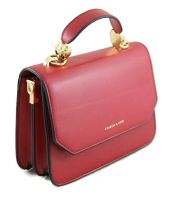 Женская сумка через плечо Charles Keith 8172 Red