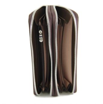 Клатч мужской кожаный Jancarlo Baretti 8856 M Brown