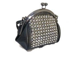 Женская сумка-кошелёк Doriline 2675 черный_0