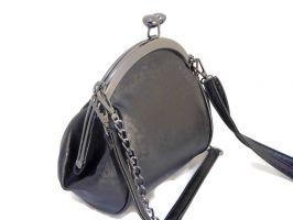 Женская сумка-кошелёк Doriline 2675 черный_1