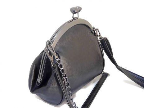 Женская сумка-кошелёк Doriline 2675 черный