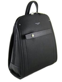 Женский рюкзак David Jones 6247-2 чёрный