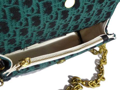 Сумка кроссбоди женская Dior 1899 GREEN