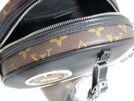 Сумочка кроссбоди женская Louis Vuitton 52891 BLACK_3