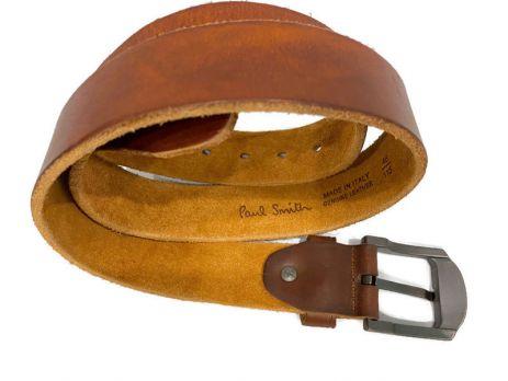 Ремень кожаный Paul Smith 2328 russet