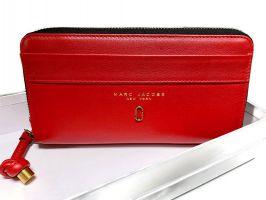 Кошелёк женский кожаный Marc Jacobs 1102 E Red_0