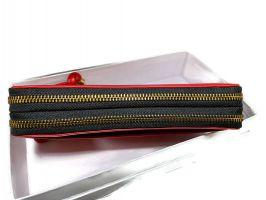 Кошелёк женский кожаный Marc Jacobs 1102 E Red_2