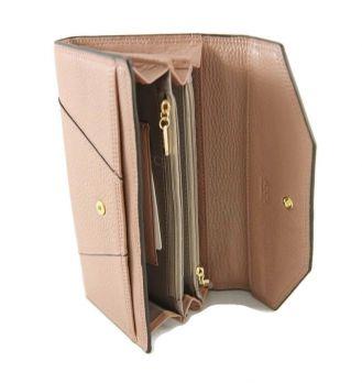 Кошелёк женский кожаный JCCS 3130A Pink