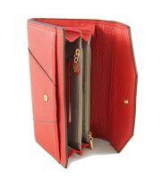 Кошелёк женский кожаный JCCS 3130A Red_1