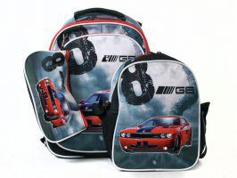 Рюкзак школьный для мальчиков (комплект)_0