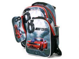 Рюкзак школьный для мальчиков (комплект)_1