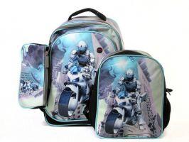 Рюкзак школьный для мальчиков (комплект) GB2265_0