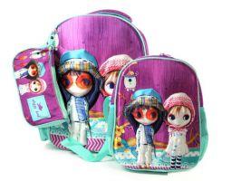Рюкзак школьный для девочек (комплект)_0