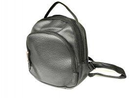 Рюкзак из эко-кожи NN 631 black