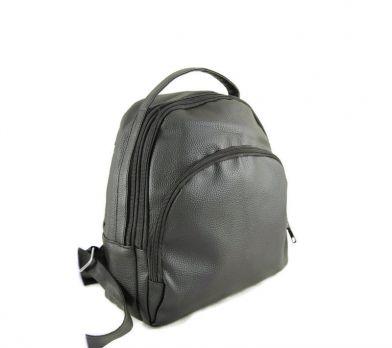 Рюкзак из эко-кожи NN black