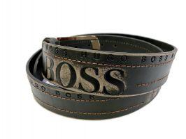Кожаный ремень Boss 1292_3