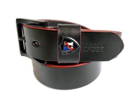 Кожаный ремень Tommy Hilfiger 1301