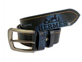 Кожаный ремень Hermes 1302